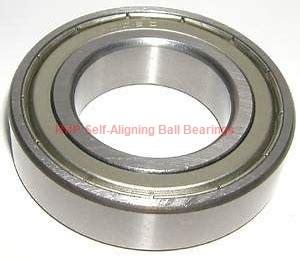 76,2 mm x 177,8 mm x 39,6875 mm  RHP NMJ3 Rolamentos de esferas auto-alinhados