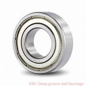 22 mm x 56 mm x 15 mm  KBC 63/22h Rolamentos de esferas profundas