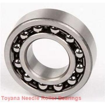 Toyana NA4917-2RS Rolamentos de agulha