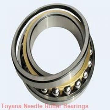 Toyana K25x31x17 Rolamentos de agulha