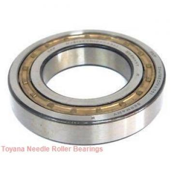 Toyana NA4912-2RS Rolamentos de agulha