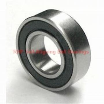 19.05 mm x 50,8 mm x 17,4625 mm  RHP NMJ3/4 Rolamentos de esferas auto-alinhados