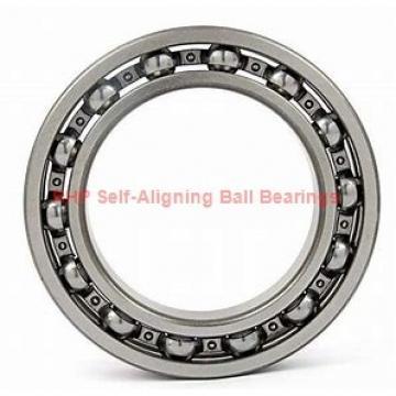 114,3 mm x 203,2 mm x 33,3375 mm  RHP NLJ4.1/2 Rolamentos de esferas auto-alinhados