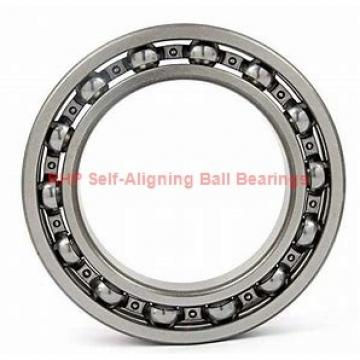 50,8 mm x 101,6 mm x 20,6375 mm  RHP NLJ2 Rolamentos de esferas auto-alinhados