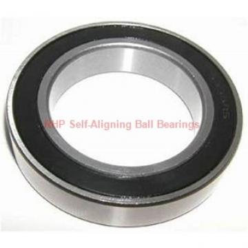 63,5 mm x 127 mm x 23,8125 mm  RHP NLJ2.1/2 Rolamentos de esferas auto-alinhados