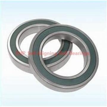 57,15 mm x 114,3 mm x 22,225 mm  RHP NLJ2.1/4 Rolamentos de esferas auto-alinhados