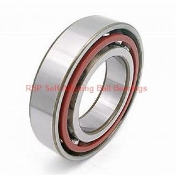 50,8 mm x 114,3 mm x 26,9875 mm  RHP NMJ2 Rolamentos de esferas auto-alinhados
