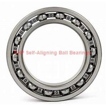 28,575 mm x 71,4375 mm x 20,6375 mm  RHP NMJ1.1/8 Rolamentos de esferas auto-alinhados