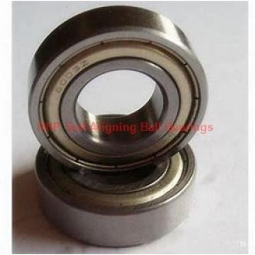 34,925 mm x 88,9 mm x 22,225 mm  RHP NMJ1.3/8 Rolamentos de esferas auto-alinhados