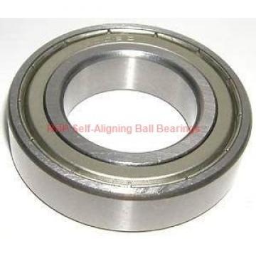 22,225 mm x 57,15 mm x 17,4625 mm  RHP NMJ7/8 Rolamentos de esferas auto-alinhados