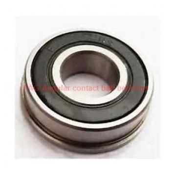 35 mm x 72 mm x 17 mm  FAG B7207-C-T-P4S Rolamentos de esferas de contacto angular