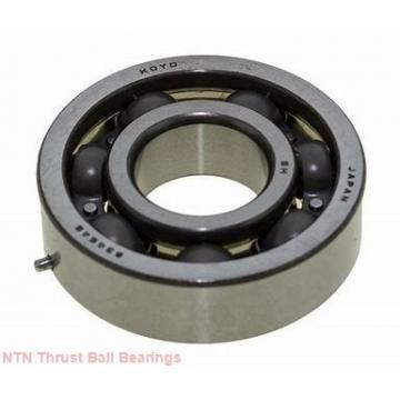 NTN 81124 Rolamentos de esferas de impulso