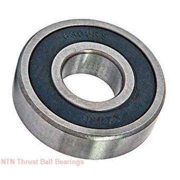 NTN 51109 Rolamentos de esferas de impulso