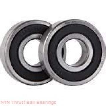 NTN 51207 Rolamentos de esferas de impulso