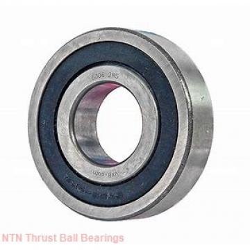NTN 81136 Rolamentos de esferas de impulso