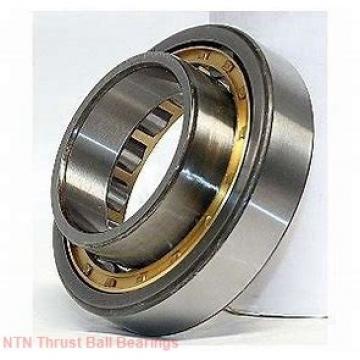 NTN 51124 Rolamentos de esferas de impulso