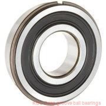 12 mm x 32 mm x 10 mm  KBC 6201DD Rolamentos de esferas profundas