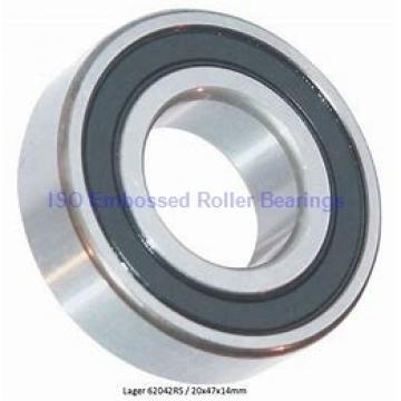 80 mm x 170 mm x 58 mm  ISO 32316 Rolamentos de rolos gravados