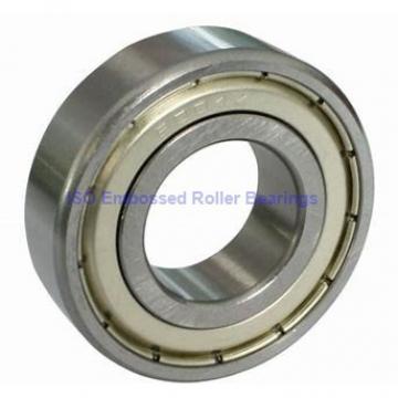 66,675 mm x 122,238 mm x 38,354 mm  ISO HM212049/10 Rolamentos de rolos gravados