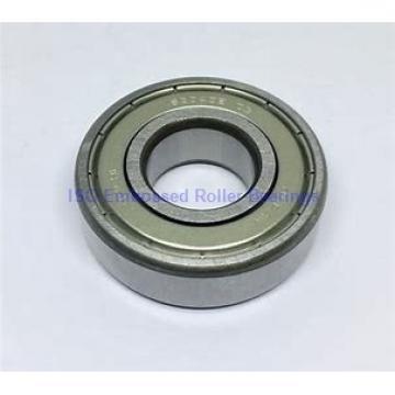 80 mm x 145 mm x 45 mm  ISO T2ED080 Rolamentos de rolos gravados