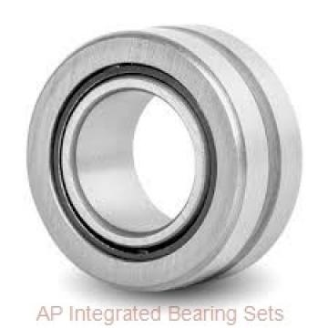 Axle end cap K412057-90011 Backing ring K95200-90010        Conjuntos de rolamentos integrados AP