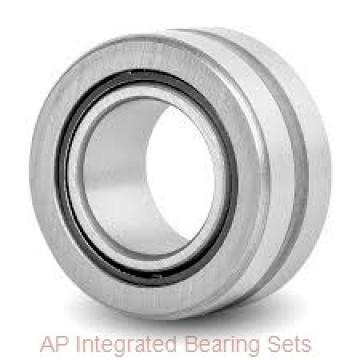 Axle end cap K95199-90011 Backing ring K147766-90010        unidades de rolamentos de rolos cônicos compactos