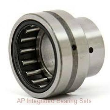 Axle end cap K412057-90011 Backing ring K95200-90010        Conjuntos de rolamentos integrados AP